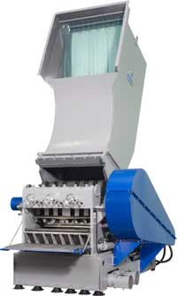 ZERMA GSH heavy duty granulator
